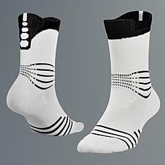 シンプル スポーツソックス 男性用 靴下 オールシーズン アンチスリップ 耐摩耗性 コットン サッカー