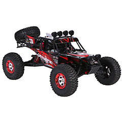 billige Fjernstyrte biler-Radiostyrt Bil 2.4G Buggy (Off- Road) / Monster Truck Bigfoot / Off Road Car 1:12 40 km/h KM / H Fjernkontroll / Oppladbar / Elektrisk