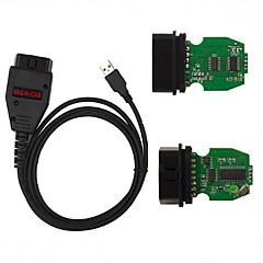 Comando do vag kcan 1.4 com ftdi ft232rl pic18f258 chip obd2 cabo de interface de diagnóstico para vw / audi / skoda / assento