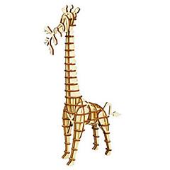 billiga Leksaker och spel-Robotime 3D-pussel / Pussel / Modellbyggset GDS (Gör det själv) Trä / Naturligt trä Klassisk Unisex Present