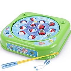 Angeln Spielzeug Spielzeuge Fische Zeichentrickfilm Kinder 1 Stücke