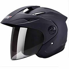 하프헬맷 폼 피트 콤팩트 통풍 최고의 품질 스포츠 ABS 오토바이 헬멧
