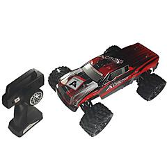 billige Fjernstyrte biler-Radiostyrt Bil WL Toys L969-A 2.4G Off Road Car Høyhastighet Driftbil Vogn Jeep Monster Truck Bigfoot Racerbil 2WD 1:12 Børste Elektrisk