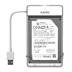 Maiwo k104 2.5 inch usb3.0 mobiele harde schijf sata interface support ssd ondersteunings tool