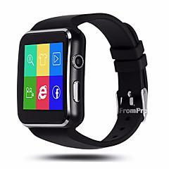 tanie Inteligentne zegarki-YYX6 Inteligentny zegarek Android iOS Bluetooth GPS Sport Ekran dotykowy Spalonych kalorii Długi czas czuwania Rejestrator aktywności fizycznej Rejestrator snu siedzący Przypomnienie Znajdź moje