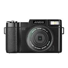 Andoer r1 1080p 15fps מלא HD 24MP מצלמה דיגיטלית מצלמת וידאו מצלמת 3.0 מסך rotatable lcd לנער 4x זום דיגיטלי נשלף פנס