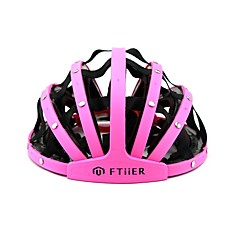 Jezdit na kole Helma CE Osvědčení Cyklistika 35 Větrací otvory Ultra lehký (UL) Sportovní Mládí Unisex Horská cyklistika Silniční