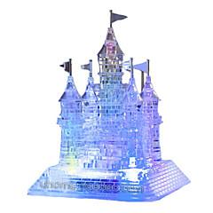 tanie Gry i puzzle-Zabawki 3D / Puzzle / Kryształowe puzzle Psy / Wieża / Konik Tworzywa sztuczne / Żelazo Dla obu płci Prezent