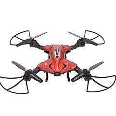billige Fjernstyrte quadcoptere og multirotorer-RC Drone TK110 4 Kanal 2.4G Med 0.3MP HD-kamera Fjernstyrt quadkopter LED-belysning En Tast For Retur Fjernstyrt Quadkopter USB-kabel