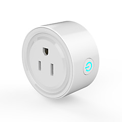 cheap Smart Technology-WAZA Smart Plug(US) Mini Outlet Compatible with Amazon Alexa and Google Assistant, Wifi Enabled Remote Control Smart Socket with Timer Function, No Hub Required