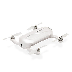 billige Fjernstyrte quadcoptere og multirotorer-RC Drone GW 9092 4 Kanal 3 Akse 2.4G Med 1080 P HD-kamera Fjernstyrt quadkopter FPV Hodeløs Modus Visuell Posisjonering Sveve Med kamera