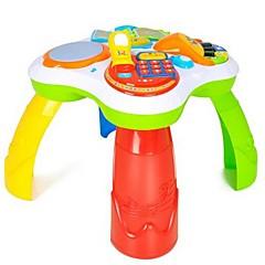 Brinquedo Educativo Instrumentos de brinquedo Brinquedos Brinquedos Plásticos Peças Infantil Dia da Criança Dom