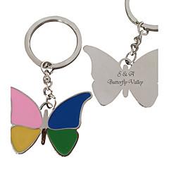 billiga Nyckelringsgåvor-Klassisker Tema Mode Nyckelringsfavörer Zink Alloy Nyckelringar - 4