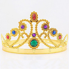 Halloween vánoční narozeniny královna koruny montované drahokam šperk head gear cosplay carnaval maškaráda party kostým prop