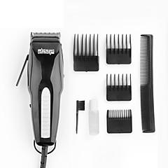 billige Barbering og hårfjerning-Hair Trimmers Strømkabel hale 360 ° roterbar Håndholdt design Ergonomisk Design Lav lyd Damer og Herrer 220-240