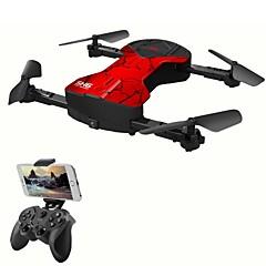 billige Fjernstyrte quadcoptere og multirotorer-RC Drone 8807 4 Kanaler 6 Akse 2.4G Med 720 P HD-kamera Fjernstyrt quadkopter Høyde Holding FPV En Tast For Retur Hodeløs Modus Tilgang