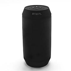 levne Reproduktory-HY-BT807L Outdoor Mini styl Bluetooth Světla Bluetooth 2.1 3,5 mm Bílá Černá Fialová Světle modrá