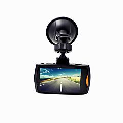 H300 Full HD 1920 x 1080 170 Graus DVR de carro AU3522 2.7 Polegadas Dash Cam auto on / off WDR Microfone Embutido Alto Falante Embutido