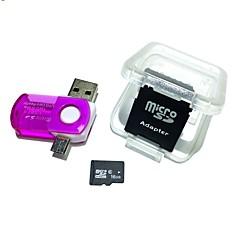 baratos Cartões de Memória-Ants 16GB TF cartão Micro SD cartão de memória Class6 AntW3-16