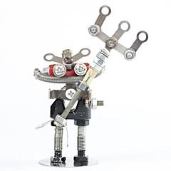 3D Puzzles Metal Puzzles Logic & Puzzle Toys Toys Cartoon DIY Men's Women's Pieces