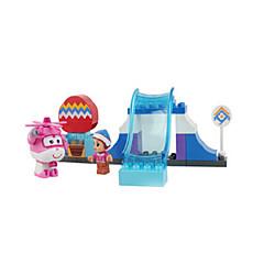 Bausteine Magnetische Blöcke Magnetische Gebäude-Sets Spielzeuge Burg Stücke Kinder Geschenk