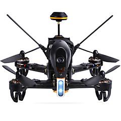billige Fjernstyrte quadcoptere og multirotorer-RC Drone Walkera F210 4ch 2.4G Med HD-kamera Fjernstyrt quadkopter LED Lys / Med kamera Fjernstyrt Quadkopter / Kamera / Brukerhåndbok