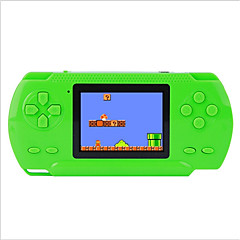 Elektronik nyt varmt barn spil maskine farve skærm håndholdt mere 400 spil konsoller håndholdt puslespil børne gave legetøj håndholdt