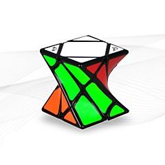 Rubikin kuutio Tasainen nopeus Cube Skewb Cube Rubikin kuutio Sileä tarra Suorakulma Lahja