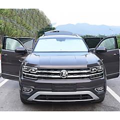 автомобильный Козырьки и др. защита от солнца Козырьки для автомобилей Назначение Volkswagen Все года Teramont Алюминий