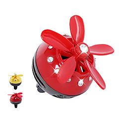 billiga Luftrenare till bilen-bil styling luftkraft 5 luftkonditioneringsapparat ventileringsluft luftfräschare solid doft bil aromatisk cologne ventil klämma
