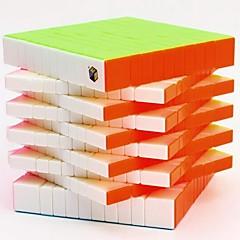 billiga Leksaker och spel-Rubiks kub Mjuk hastighetskub Magiska kuber Stresslindrande leksaker Pusselkub Rektangulär Fyrkantig Present Unisex
