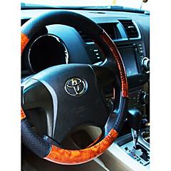 自動車の ハンドルカバー(レザー)用途 ユニバーサル