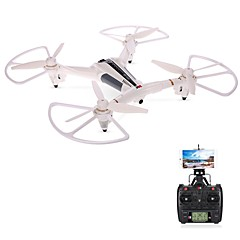 RC Drone XK X300-W 4 Kanaals 6 AS 2.4G Met 720P HD-camera RC quadcopter Hoogte Holding WIFI FPV LED-verlichting Terugkeer Via 1 Toets