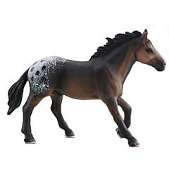 Animals Action Figures Kůň Zvířata Dospívající Silikonová pryž Klasické & nadčasové Vysoká kvalita