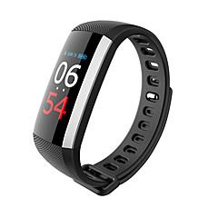 billige Smartklokker-g19 smart band vanntett smart armbånd hjertefrekvens blod oksygen trykk monitor smartband fitness tracker smart armbånd