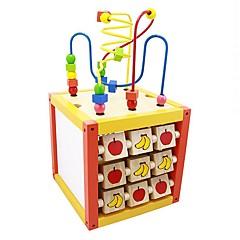 צעצועיערכת עשה זאת בעצמך אבני בניין צעצוע חינוכי צעצועים מלבני חתיכות נערים בנות מתנות