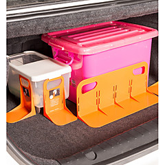 Vehicle Trunk Car Organizers For universal All years Plastic