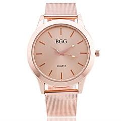 Men's Women's Dress Watch Fashion Watch Wrist watch Chinese Quartz Alloy Band Vintage Elegant Casual Gold Rose Gold