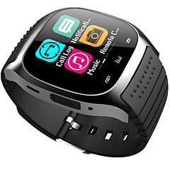 cheap -Bluetooth Smart Watch New M26 Waterproof Smartwatch Pedometer Anti-lost  Music Player IOS Android Phone PK A1 DZ09