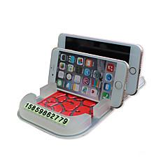 Automatisch Mobiele telefoon bevestiging standaard houder Dashboard Universeel Stickup Type Houder