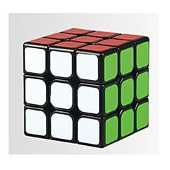 billiga Leksaker och spel-Rubiks kub MOFANGGE Thunderclap 3*3*3 Mjuk hastighetskub Magiska kuber Pusselkub Present Unisex