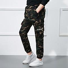 billige Drengebukser-Børn Drenge Pænt tøj Broderi Jeans