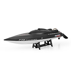 cheap RC Boats-RC Boat FT011 Speedboat Plastic ABS 4 Channels 55 KM/H