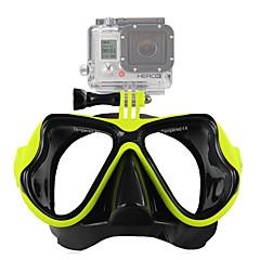 Schnorchel Sets Tauchpakete Schwimmbrille Maske zum Schnorcheln Anti Nebel Special entworfen Tragbar Multi-Funktional Leicht verstellbar