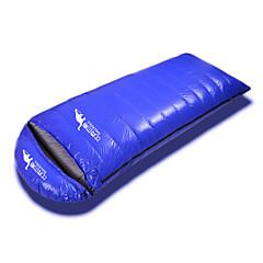 Beckles Saco de dormir Retangular Penas de Pato 2500g -39℃, 2000g -34℃, 1800g -29℃, 1500g -24℃, 1200g -19℃, 1000g -14℃, 800g -9℃, 600g -4℃