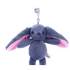 키 체인 장난감 Rabbit 동물 남여 공용 조각