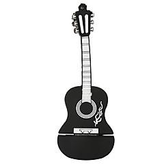 halpa -sarjakuva silikoni kitara nopea iskunkestävä 64 gb usb 2.0 flash-asema u levy muistikortti