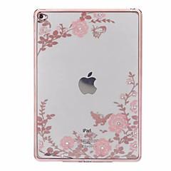 アップルipad6 ipadハイグレードシリコーン保護スリーブair2カバー印刷ソフトフラットシェルのケース
