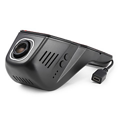 Verborgen fhd auto dvr registrator digitale videorecorder camcorder dash camera cam 1080p wifi zwarte doos dashcam auto dvr