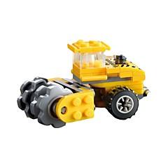 אבני בניין מוטורגריידר צעצועים מכונות חפירה 1 חתיכות